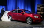 Chevrolet Cruze Debuts At 2008 Paris Auto Show