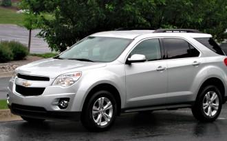 First Drive: 2010 Chevrolet Equinox