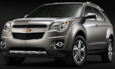 2010 Chevrolet Equinox Photos