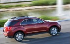 Comparo: 2010 Chevrolet Equinox 2LT vs. 2010 GMC Terrain SLT-1