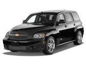 2010 Chevrolet HHR FWD 4-door SS Angular Front Exterior View