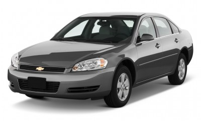 2010 Chevrolet Impala Photos