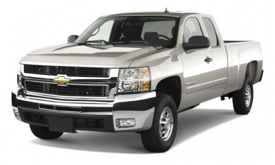 2010 Chevrolet Silverado 2500HD Photos