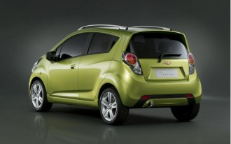 2010 Chevrolet Spark Full Unveil Prior To Geneva Motor Show