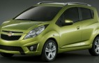 Chevrolet Spark and Orlando confirmed for U.S. in 2011