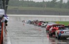 2010 Chumpcar Nashville Superspeedway: Weather 1, Racers 0.5