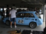 2010 Chumpcar Texas Motor Speedway, Friday Garage Photos
