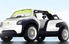 2010 Paris Auto Show: Citroen Lacoste Concept