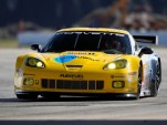 2010 Corvette C6.R based on Corvette ZR1