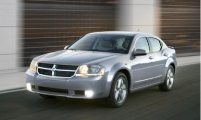 2011 Dodge Avenger Photos