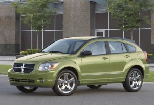 2010 Dodge Caliber: Fewer Engines, 30 MPG Highway, Better Interior