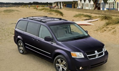 2010 Dodge Grand Caravan Photos