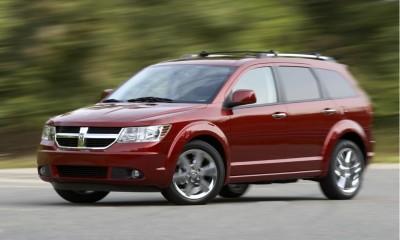 2010 Dodge Journey Photos