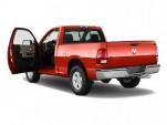 """2010 Dodge Ram 1500 2WD Reg Cab 120.5"""" SLT Open Doors"""