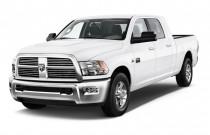 "2010 Dodge Ram 2500 2WD Mega Cab 160.5"" SLT Angular Front Exterior View"