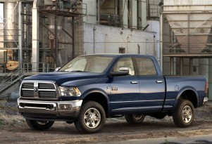 FCA sued over emissions of 2007-2012 Dodge Ram diesel pickups with Cummins engines