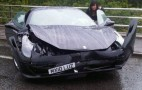 Guy Rents 2010 Ferrari 458 Italia, Then Crashes It
