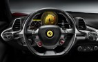 2010 Ferrari 458 Italias Advanced Interior In Detail