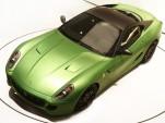 2010 Ferrari 599 HY-KERS Concept
