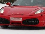 2010 Ferrari F450 spy shots
