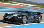 Matech Competition Shows Off 2010 FIA GT1 Ford GT Race Car