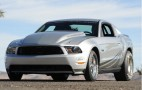 First Look: 2012 Ford Mustang Cobra Jet