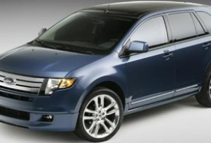 2010 Chicago Auto Show Preview: 2011 Ford Edge Gets EcoBoost