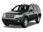2010 Ford Escape FWD 4-door XLT Angular Front Exterior View
