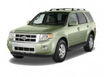 2010 Ford Escape Hybrid 4WD 4-door Hybrid Limited Angular Front Exterior View