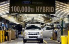 Ford builds 100,000th hybrid SUV, reaffirms electric future