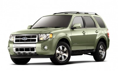 2010 Ford Escape Hybrid Photos