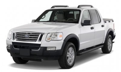 2010 Ford Explorer Sport Trac Photos