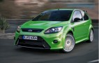 Capito: Ford no longer considering Focus RS hot-hatch for U.S.
