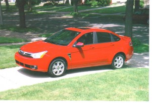 2010 Ford Focus: Parting Shots
