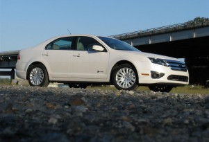 Next Ford Fusion Hybrid Could Get 47-48 MPG