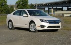 Car and Driver Names Ford Fusion Hybrid one of 10 Best