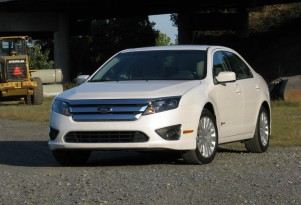 All-New 2013 Ford Fusion Hybrid To Get 47-48 City MPG: Report