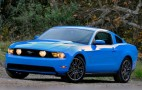 Review: 2010 Ford Mustang