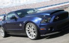 Shelby reveals 725hp Super Snake package for Ford Mustang GT500