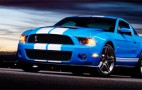 Ford unveils 2010 Shelby GT500 Coupe and Convertible