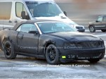 2010 Ford Mustang Spy Shot