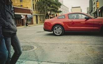 Driven: 2010 Ford Mustang V-6