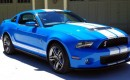2010 Ford Mustang Shelby GT500 barn find