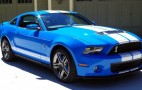 Is this 2010 Ford Mustang Shelby GT500 a modern barn find?