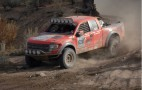 Ford Adds 411-hp V-8, FR Raptor XT Baja Racer to F-150 SVT Raptor Line