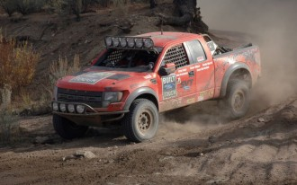 Report: Ford Planning EcoBoost F-150 SVT Raptor R Race Truck