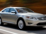 2010 Ford Taurus facelift