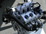2010 Ford Taurus SHO EcoBoost engine