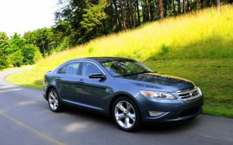 First Drive: 2010 Ford Taurus SHO