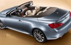 Infiniti releases third teaser for G37 Convertible